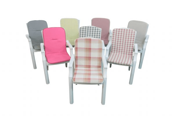 High Backrest Cushions